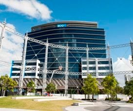 BRISBANE'S OFFICE MARKET SOARS WITH SKYRING