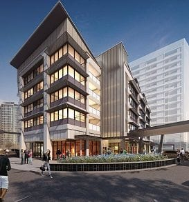BUYERS SNAP UP APARTMENTS AT LINK