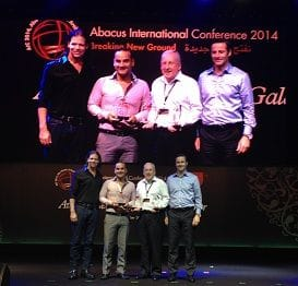 CORPORATE TRAVEL MANAGEMENT TAKES OUT AWARD