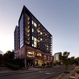 CS DEVELOPMENT GROUP MAKES ITS MARK IN TOOWONG