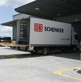NEW FACILITY GIVES DB SCHENKER COMPETITIVE EDGE