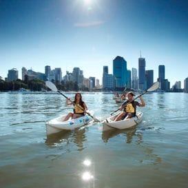 QLD TOURISM BANKING ON APRIL WEEKENDS