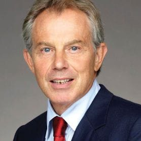 SPEND AN EVENING WITH TONY BLAIR