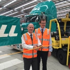 TOLL'S NEW DEPOT DRIVES GROWTH IN QUEENSLAND