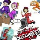 ENGINEERING STEM 'SUPERHEROES'