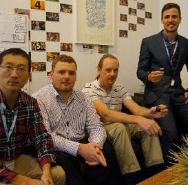 HACKERS TACKLE MINING CHALLENGES
