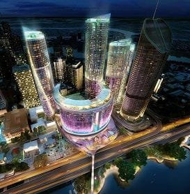 ECHO WINS QUEEN'S WHARF CASINO BID