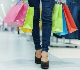 AUSSIES SPENDING UP ON HOUSEHOLD GOODS