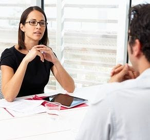 IS YOUR BODY LANGUAGE KILLING YOUR CAREER CHANCES?