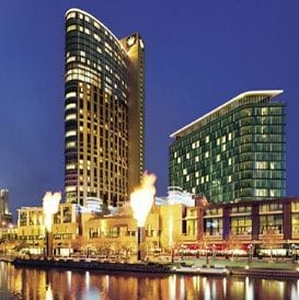 CROWN RESORTS HIT BY THE CHINA SYNDROME