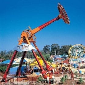 DREAMWORLD LURES MORE VISITORS, BUT THEY'RE A FRUGAL BUNCH