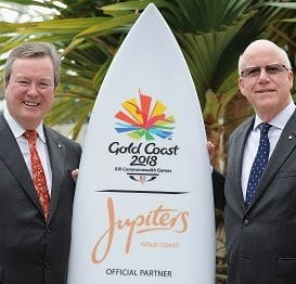 JUPITERS READY TO PARTY AFTER BACKING GAMES