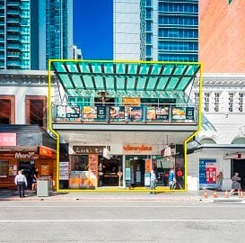 CBD RETAIL BUILDING FETCHES $9.3M