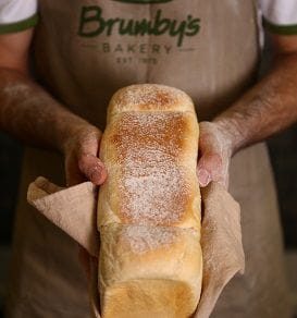 BRUMBY'S BAKERS RISE TO BREAD WAR CHALLENGE