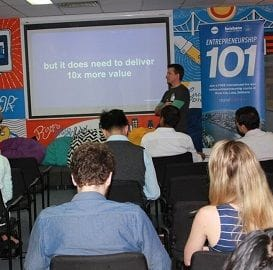 BRISBANE TECHIES ITCHING FOR PRIVATE CAPITAL