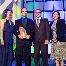 AWARD ADDS TO ORIGO EDUCATION SUCCESS