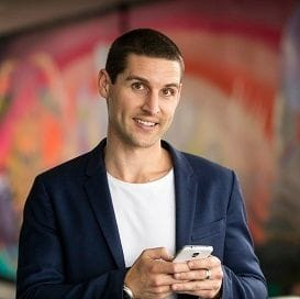 GAME-CHANGING TELCO APP DRAWS BIG INVESTORS