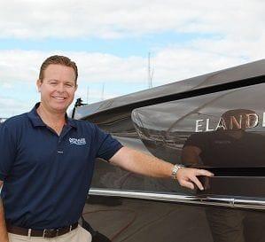 ELANDRA FINDS NEW BERTH AMONG SYDNEY SUPERYACHTS