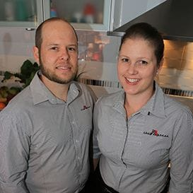 POWER OF TWO THAT DRIVES CHEF EXPRESS