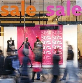THE GREAT RETAIL SHAKE-UP