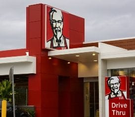 STRONG KFC SALES BUCK UP COLLINS FOODS' PROFIT