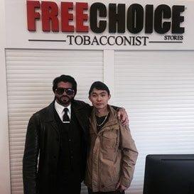 CANDYMAN SMOKING OUT TSG FRANCHISEES