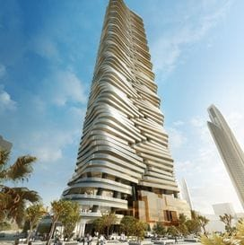 $1.2B SUPERTOWER READY TO FIRE UP
