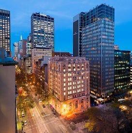 MELBOURNE OFFICE INVESTORS HEAD FOR THE FRINGE