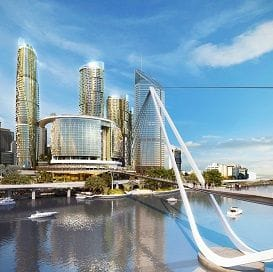 QUEEN'S WHARF PLANNING SCHEME IN PLACE