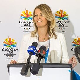 MINTER ELLISON NAMED OFFICIAL LAWYERS OF COMMONWEALTH GAMES