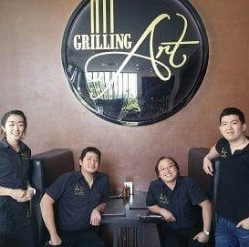 GRILLING ART 'MOOVES' IN AT NUNDAH