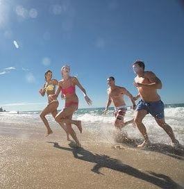 GOLD COAST OFFSHORE TOURISM SURGE HITS NEW HIGH