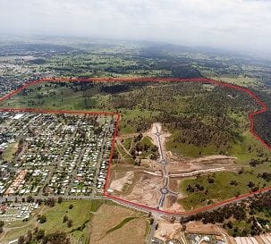 DEVELOPER EYES BIG GUNS FOR BEAUDESERT VISION
