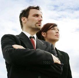MEN 'IGNORANT' TO GENDER INEQUALITY AT WORK