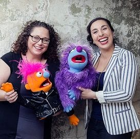 CREATIVES GO TO SESAME STREET AND BEYOND