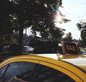 CONSUMER WATCHDOG GETS ON BOARD TAXI'S ANSWER TO UBER