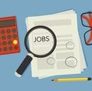 JOB ADS FLATLINE FOR FOURTH STRAIGHT MONTH