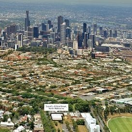 FRIDCORP LAYS PLANS FOR MELBOURNE TOWER