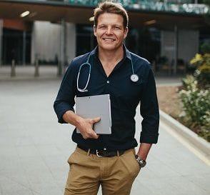 ONLINE HOSPITAL TAKES AIM AT 'DR GOOGLE'