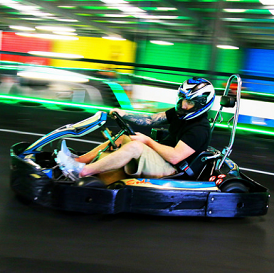 SPEEDSTER DELIVERS ONE-OF-A-KIND GO KARTING FACILITY
