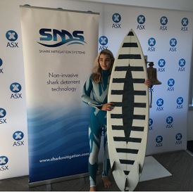 SHARK MITIGATION SYSTEMS MAKES A SPLASH ON DEBUT