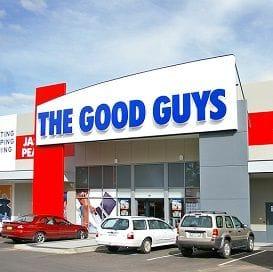 JB HI-FI CONSIDERS THE GOOD GUYS