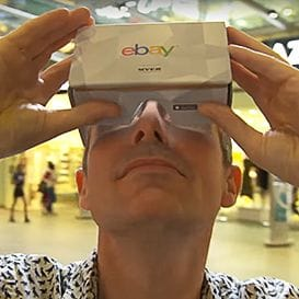 EBAY AND MYER UNVEIL THE FUTURE OF RETAIL