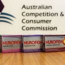 ACCC SEEKS BIGGER FINE AGAINST MAKERS OF NUROFEN
