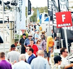 BOAT SHOW SETS NEW BENCHMARK