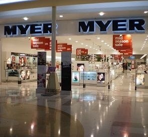 CLEANERS WORKING FOR MYER ALLEGEDLY UNDERPAID