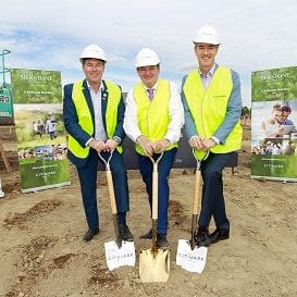 CITIMARK BREAKS GROUND ON $85M IPSWICH PROJECT