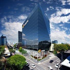 NEW $170M OFFICE TOWER UNDERWAY IN BRISBANE