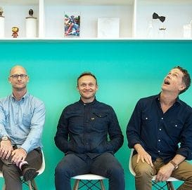 SYDNEY STARTUP KNOWS 'WHAT'S APP' WITH SOCIAL MEDIA