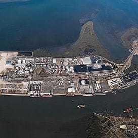 SEYMOUR WHYTE BUILDS WORKBOOK WITH $110M PORT DRIVE DEAL
